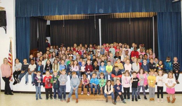 carrsville elementary students