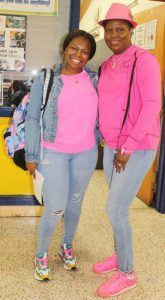 FHS turns pink