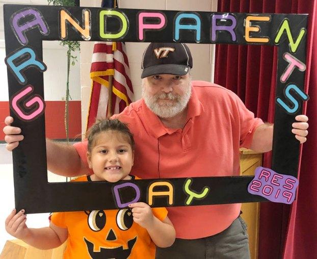 grandparents week at riverdale elementary