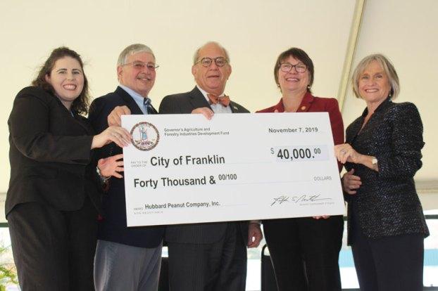 hubs peanuts franklin expansion