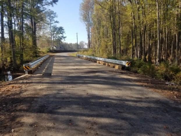 sykes farm road bridge