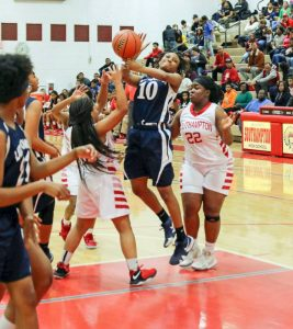 lady broncos basketball