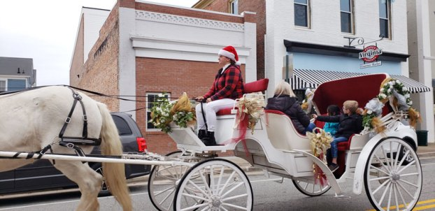 downtown franklin carriage rides