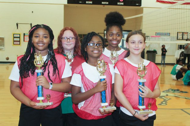 j.p. king jr. middle school mustangs volleyball