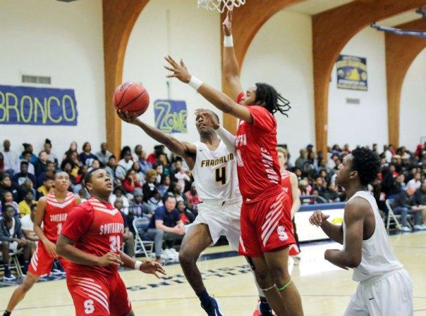 FHS vs SHS basketball