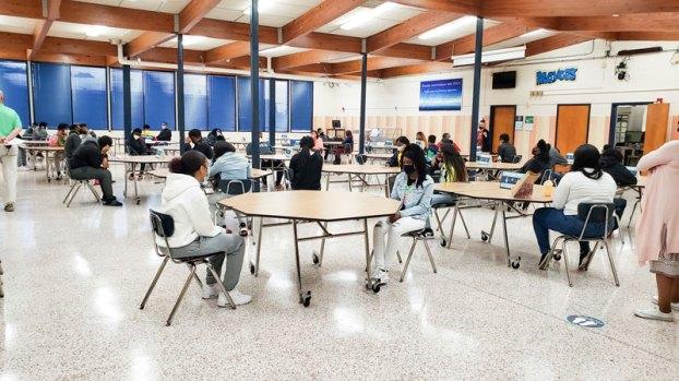 FHS cafeteria