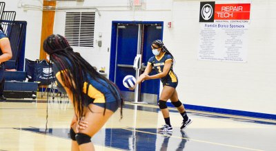FHS volleyball